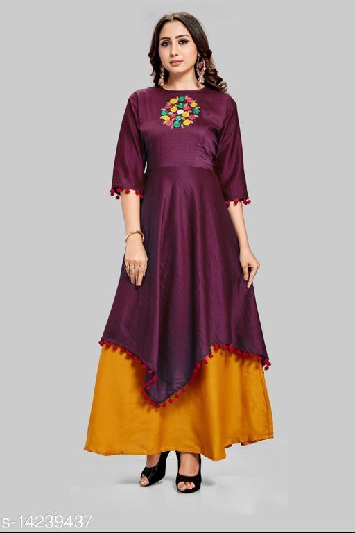 Mahika Elegant Women Gowns