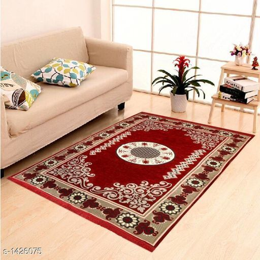 Decorative Chennile Carpet