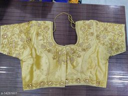 Stylish South Style Designer Embriodery Work  Blouse