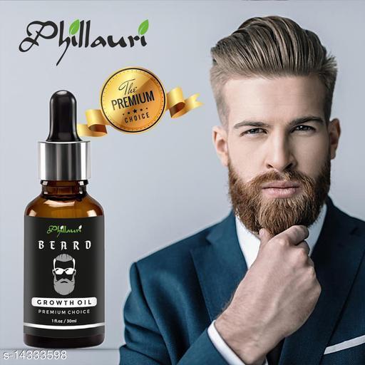 Beard oil 100% Effective in 15 days Herbal oil pack of 1