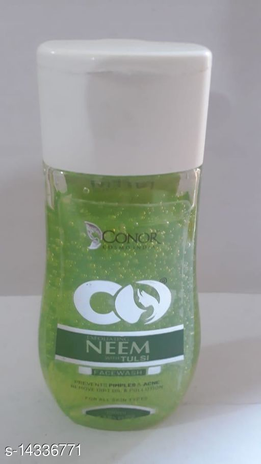 co neem & tulsi face wash