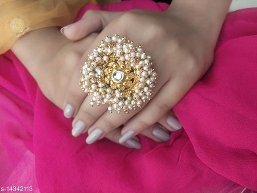 Twinkling Fancy Rings