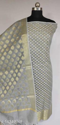 Banarsi Cotton Suit (6Grey)