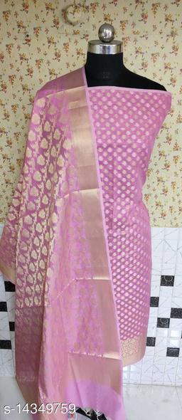 Banarsi Cotton Suit (6Pink)