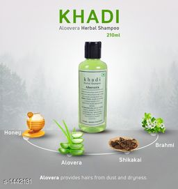 Khadi Aloevera Shampoo