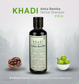 Khadi Amla & Reetha Shampoo
