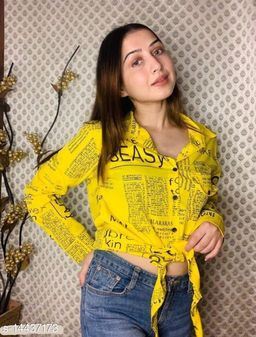Stylish Glamorous Women Shirt