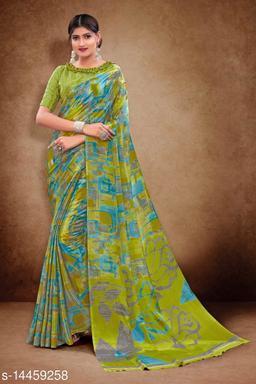 Aagyeyi Drishya Sarees