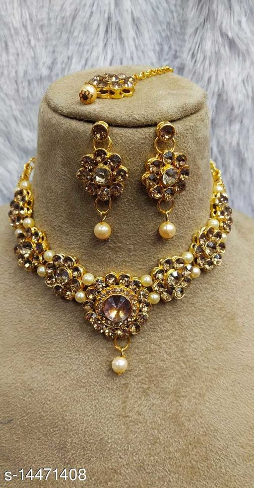 Women Necklace Set 22