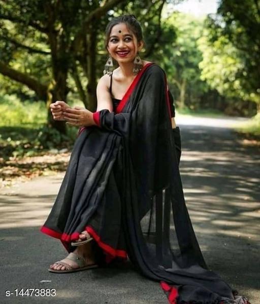 New Soft Khadi Saree