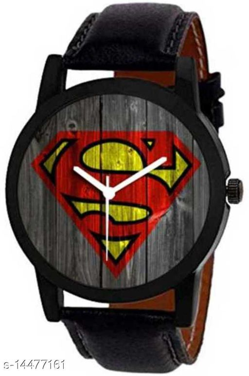 RTK New Superman With Perfect Design Awesome Watch For Boys,Men