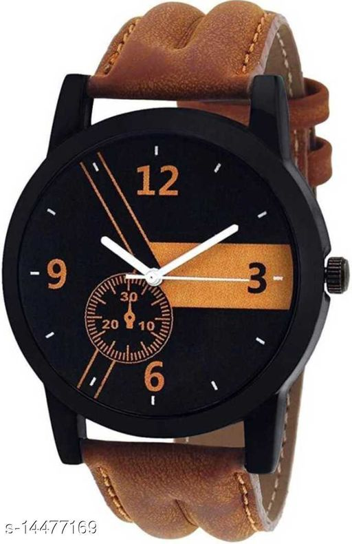 RTK New Brown Luury Design With Perfect Look Watch For Boys,Men