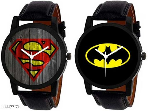 RTK New Latest Perfect Combo With Awesome Look Superman and Batman Newest Combo For Boys,Men