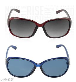 Trendy Men's Sunglass (Pack Of 2)
