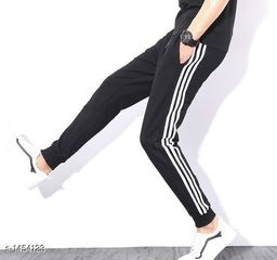 Casual Polyester Track Pant