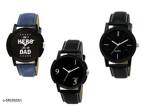 Classic Man's Combo Watches