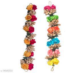 Attractive Women's Multicolor Hair Accessories