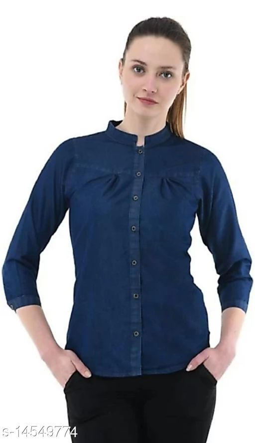 Urbane Glamorous Women Shirts