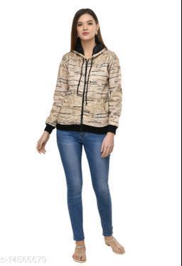 Yogyata sweatshirts are stylish and warm.