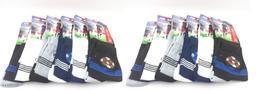 Premium ankle socks/sport socks (12 pair socks)(for men and women, free size, multicolor)