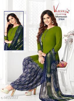 Charvi Pretty Salwar Suits & Dress Materials
