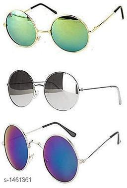Stylish Sunglasses ( Pack Of 3 )