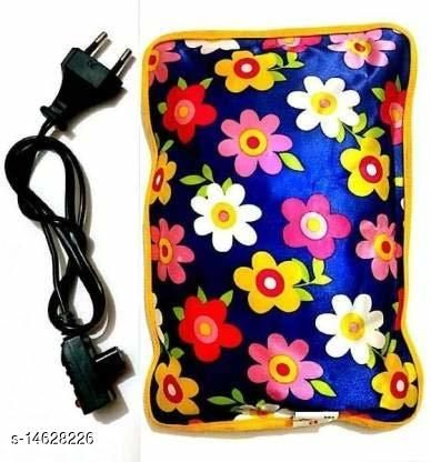 Heating bag, hot water bags for pain relief, heating bag electric, Heating Pad-Heat Pouch Hot Water Bottle Bag, Electric Hot Water Bag heating pad with for pain relief(Multi Color)