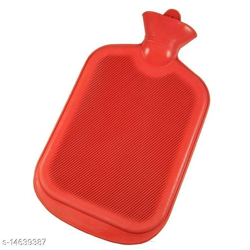 Hot Water Bottle | Rubber Bag | Warm Non-Electrical for Pain Relief | Muscle Relaxation