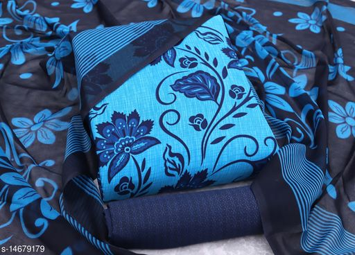Fabulous Crepe Salwar Suits & Dress Materials