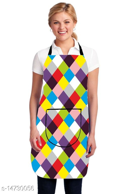 HS Creations Apron For Doctors Women Waterproof (20x30, Free Size)