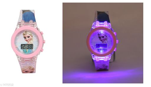 Essential Plastic Watche