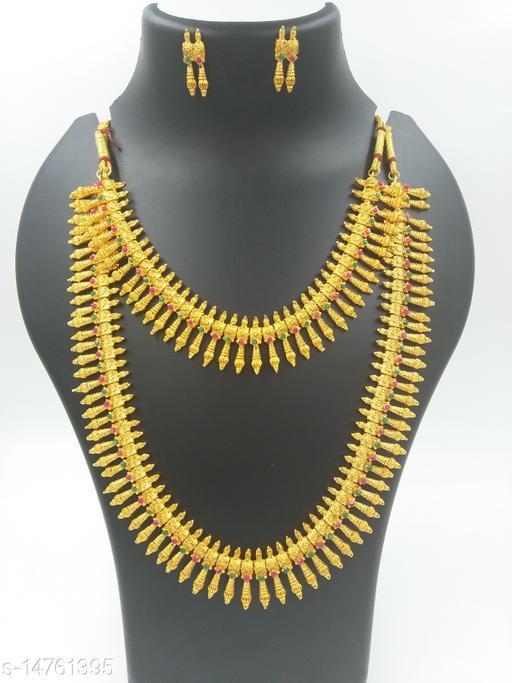 Twinkling Graceful Women jewellery set