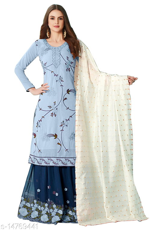 latest embroidery work salwar suit for marriage special