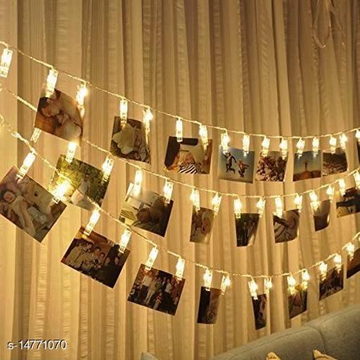 Classic Indoor String Lights
