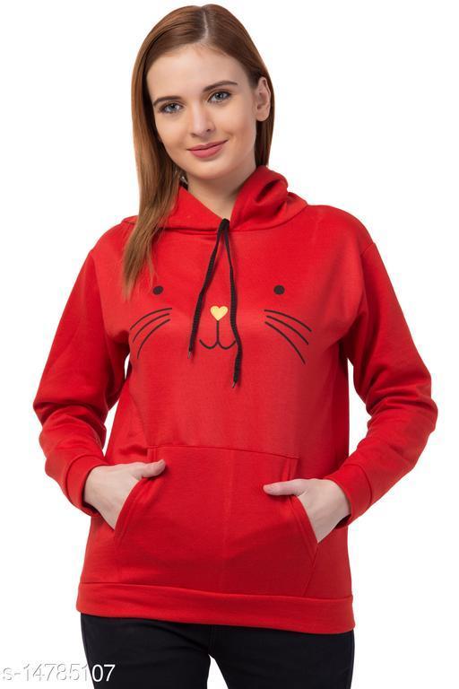 Urbane Fashionista Women Sweatshirts