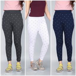 Trendy Womens Jegggings Pack of 3