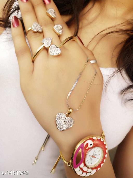 Beautiful  Metal Jewelry Set