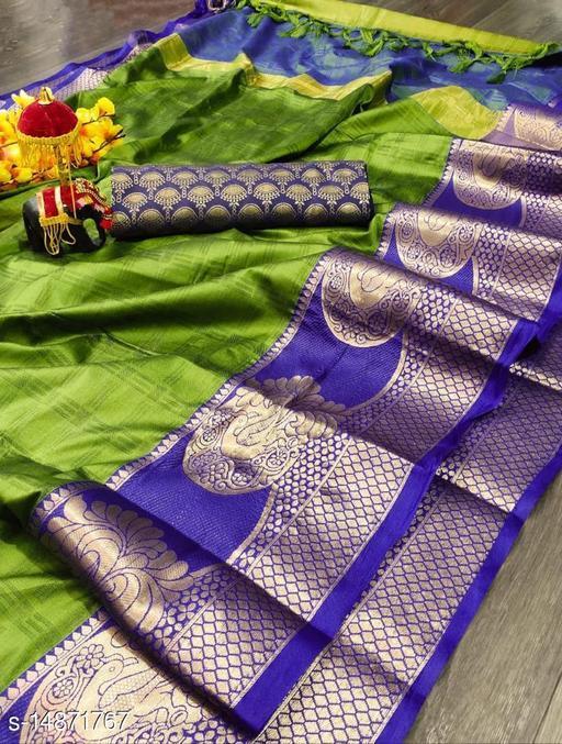 Trendy new launching saree
