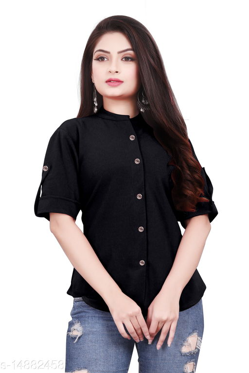 Western Top for girls and women, shirt style