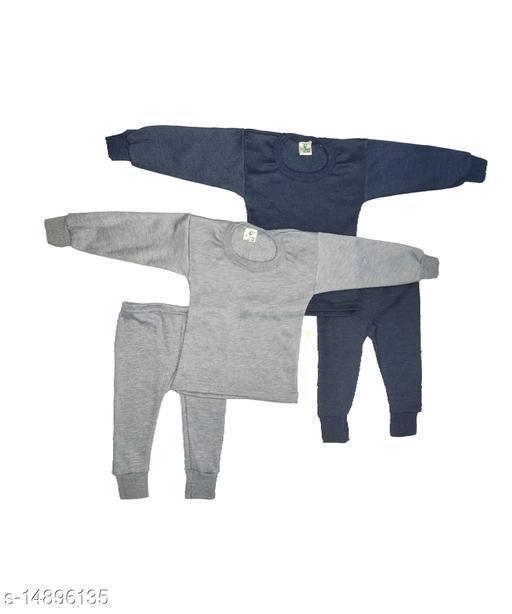 Baby fleece Innerwear set of two