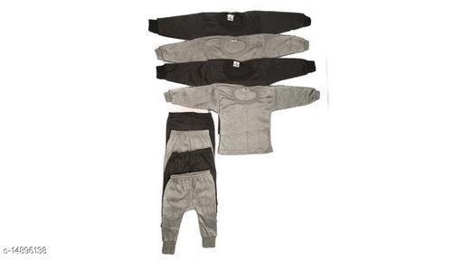 Baby fleece Innerwear set of four