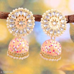 Shimmering Fusion Earrings