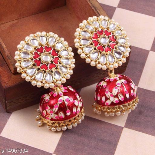 Feminine Colorful Earrings
