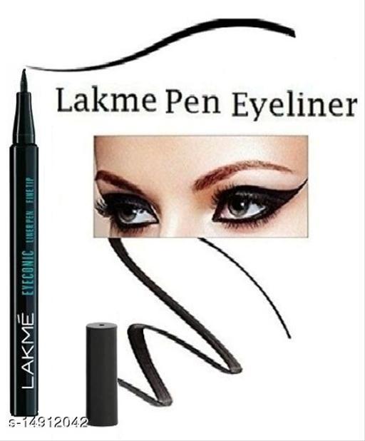 Lakme Eyeconic Black Waterproof Pen Eyeliner