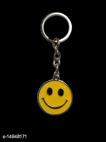 Smiley Key Chain For Someone Gift