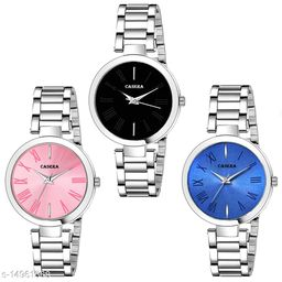 Stylish hot selling combo Women watch