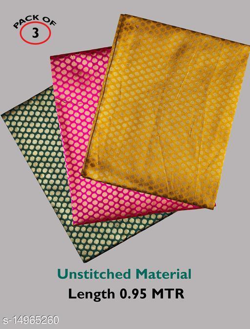 Beautiful Banarasi Silk Blouse