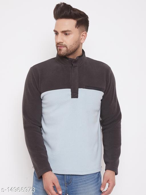 Harbor n Bay Coffee Brown Long Sleeves Sweatshirts
