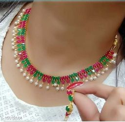 Feminine Graceful Jewellery Sets