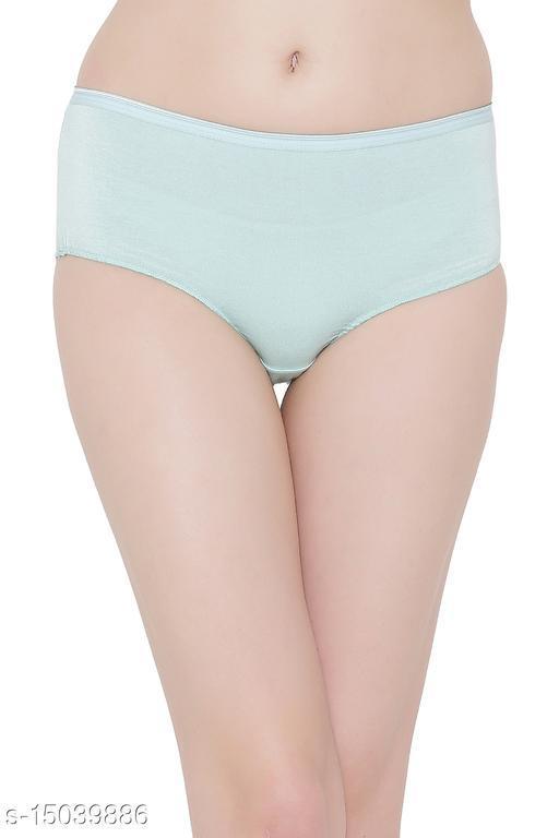 Clovia Modal No Panty Line Mid Waist Hipster Panty